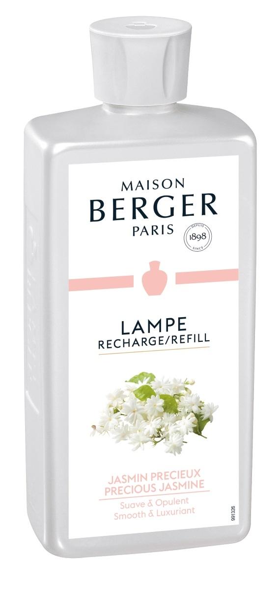 Parfum pentru lampa catalitica Berger Jasmin Precieux 500ml imagine