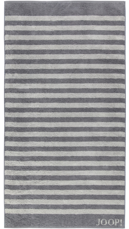 Prosop baie Joop! Classic Stripes 80x150 cm antracit