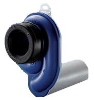Sifon urinal cu scurgere orizontala Ideal Standard poza
