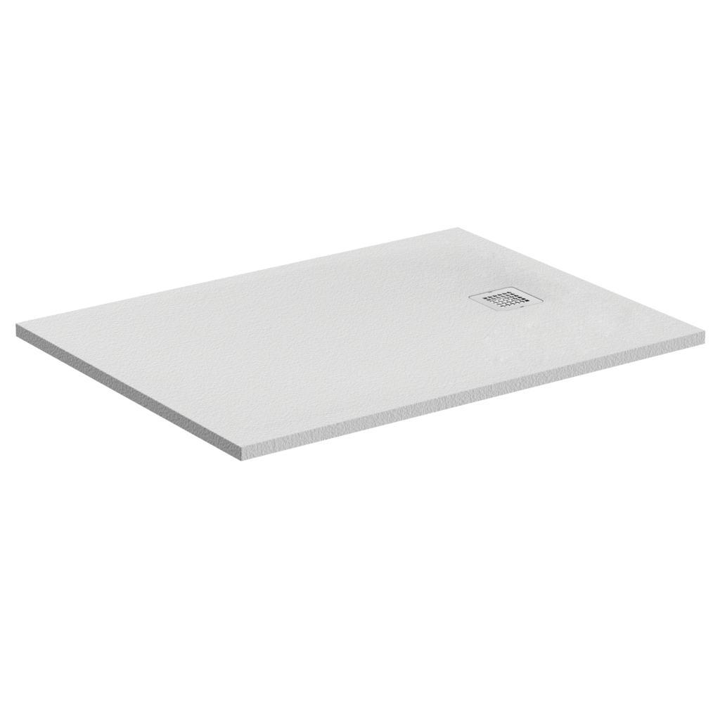 Cadita de dus joasa dreptunghiulara Ideal Standard Ultra Flat S 120x80 cm Ideal Solid pure white