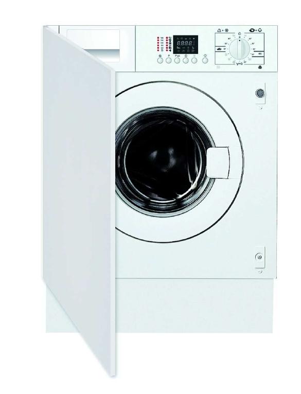 Masina de spalat rufe incorporabila Teka LI4 1470 E 7kg 15 programe clasa A+