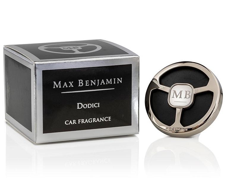 Set odorizant masina Max Benjamin cu rezerva Dodici poza