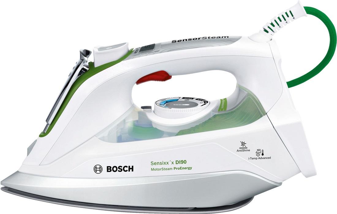 Fier de calcat Bosch TDI902431E Sensixxx DI90 ProEnergy 2400W talpa CeraniumGlissee