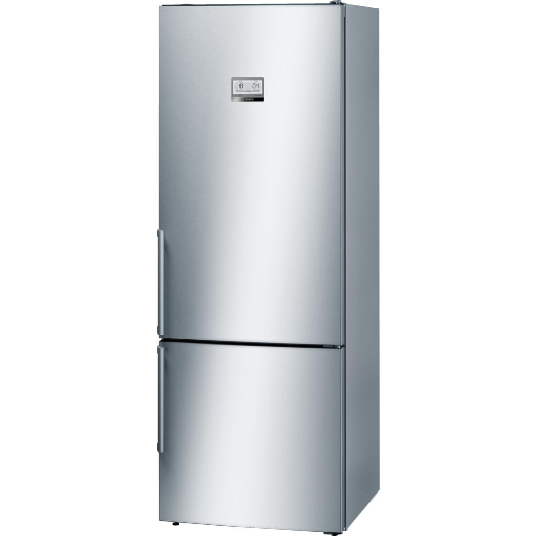 Imagine indisponibila pentru Combina frigorifica Bosch KGN56AI30 NoFrost clasa A++ 505 litri afişaj LCD VitaFresh plus inox easyClean