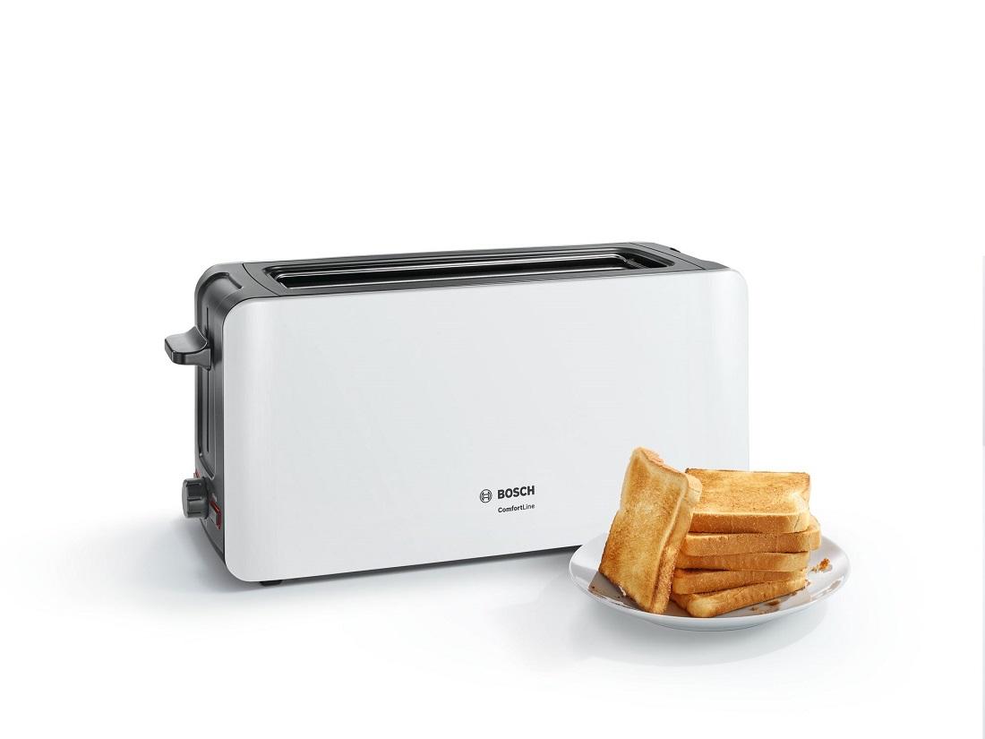 Prajitor de paine Bosch TAT6A001 ComfortLine alb