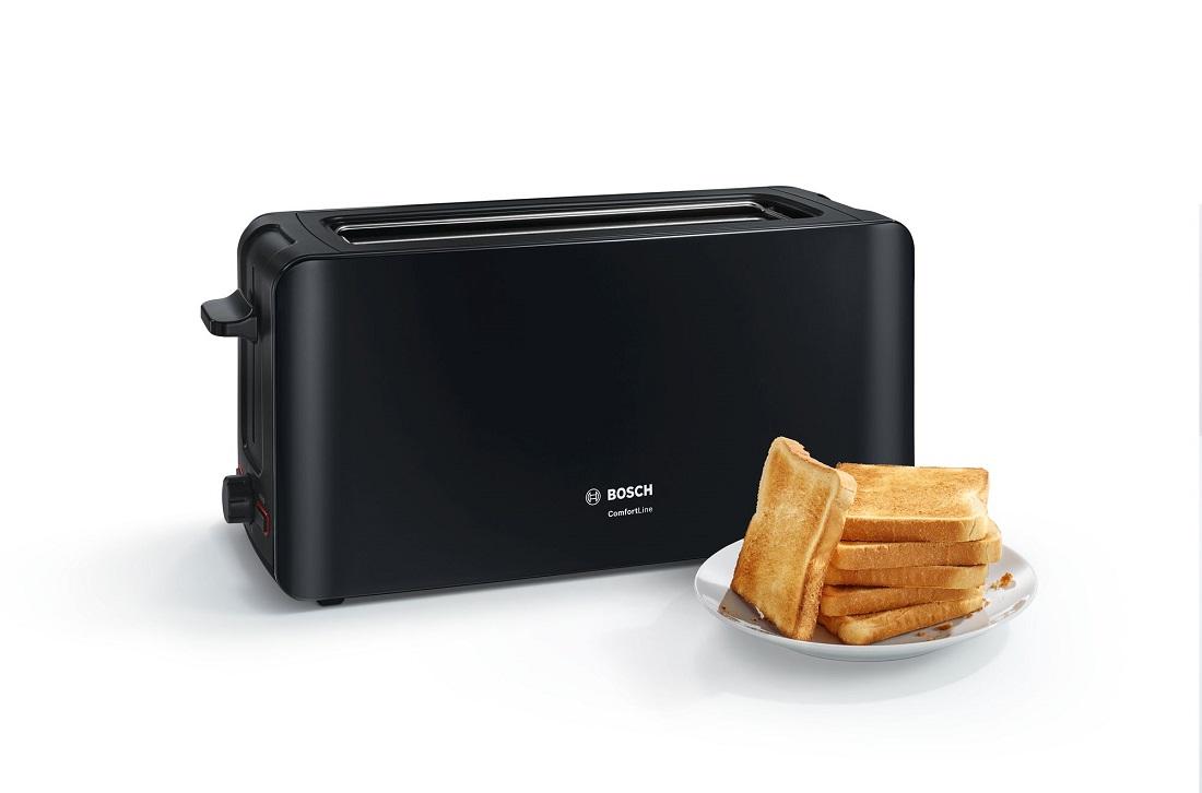 Prajitor de paine Bosch TAT6A003 ComfortLine negru