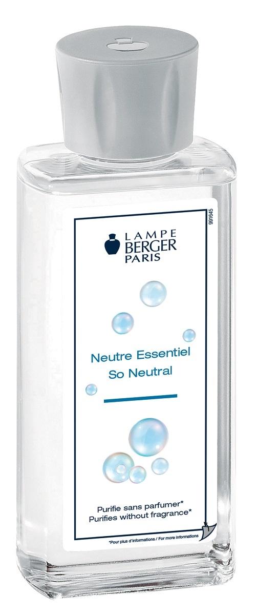 Parfum pentru lampa catalitica Berger Neutre Essentiel 180ml