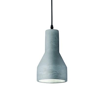 Suspensie Ideal Lux Oil-1 SP1 1x60W 15x50-140cm beton poza