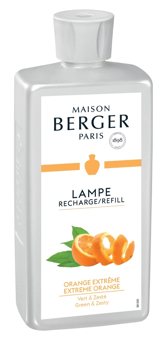 Parfum pentru lampa catalitica Berger Extreme Orange 500ml