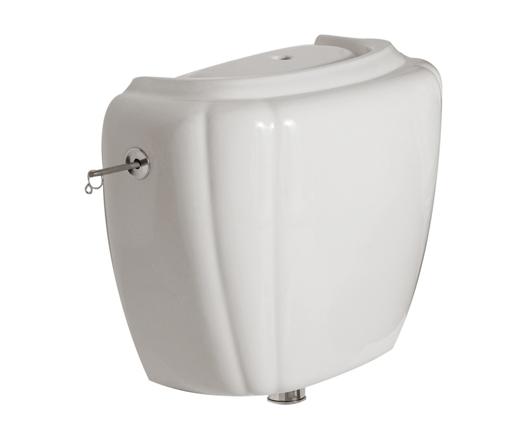 Rezervor WC la inaltime Globo Paestum