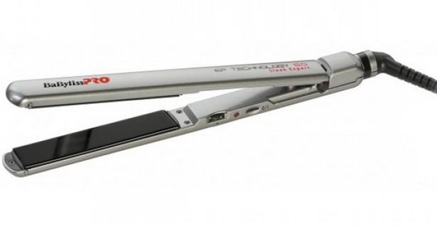 Placa de par BaByliss PRO Sleek Expert 25mm EP Technology 5.0 max 230 grade silver poza