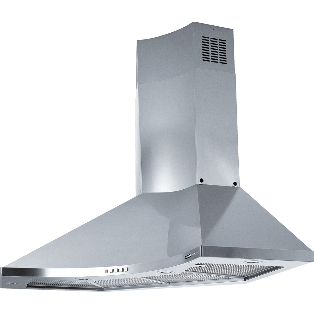 Hota de colt Franke Design Plus FDPA 904 XS LED 90x90cm 620m3/h inox poza