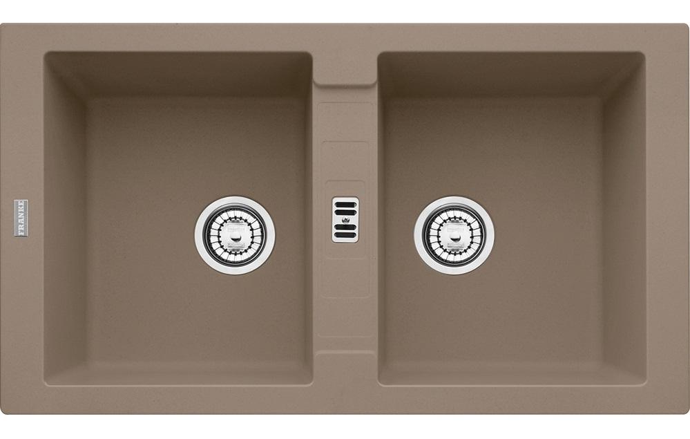 Chiuveta fragranite Franke Maris MRG 620 reversibila 860x500 tehnologie Sanitized Oyster