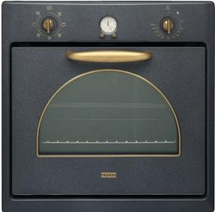 Cuptor gaz incorporabil Franke Country CM 55 G GF 59 litri 5 functii timer rotisor Grafite poza