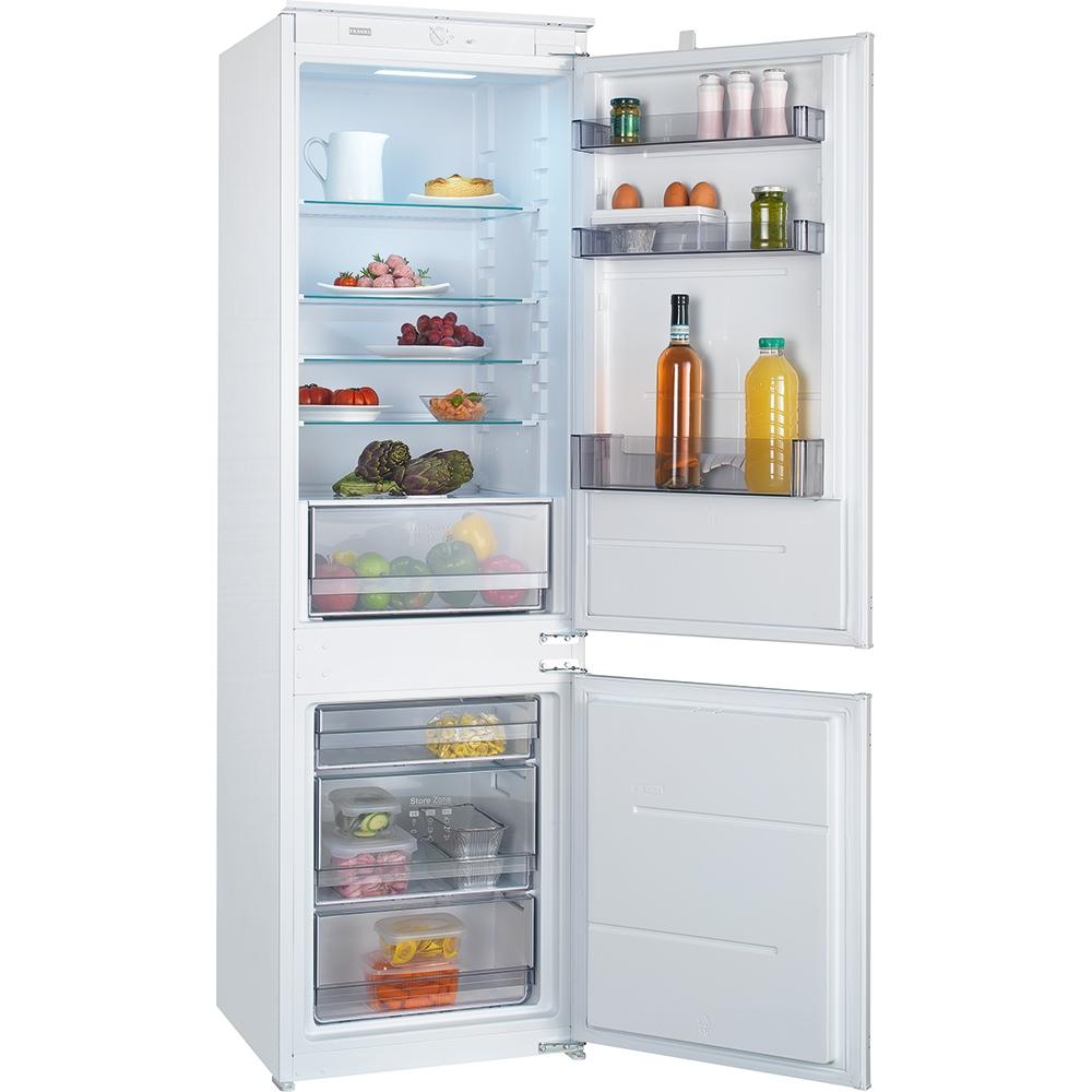 Combina frigorifica incorporabila Franke FCB 320 NR MS A+ 263 litri clasa A+