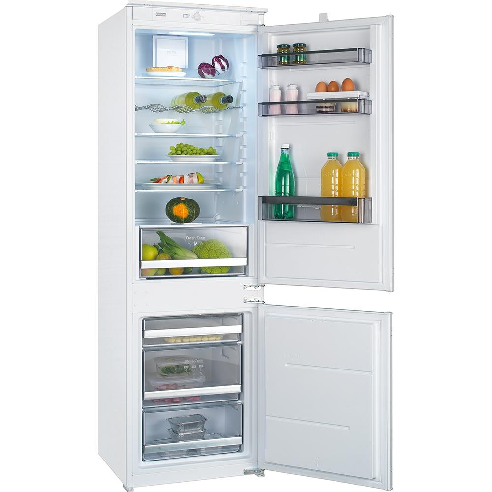 Combina frigorifica incorporabila Franke FCB 320 NR ENF V A+ 269 litri clasa A+
