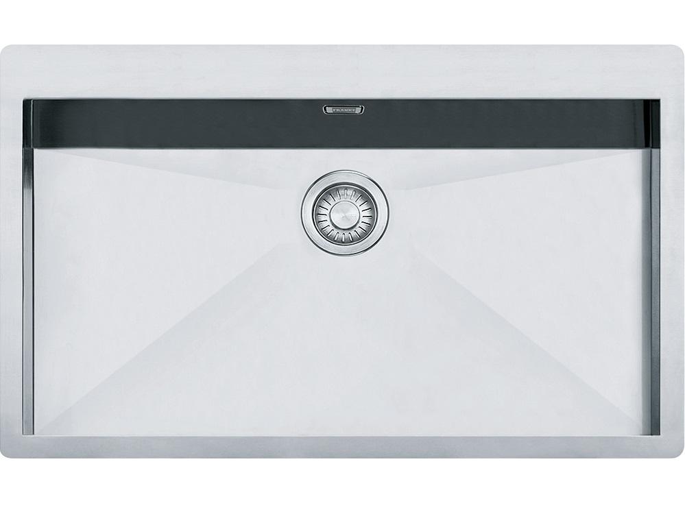 Chiuveta bucatarie Franke Planar PPX 210-78 TL cu 1 cuva 780x512mm inox lucios imagine sensodays.ro