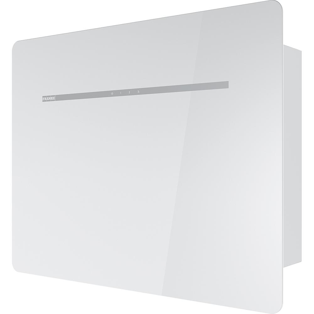 Hota decorativa Franke Smart Flat FSFL 605 WH 60cm 128W 500m3/h Cristallo Bianco
