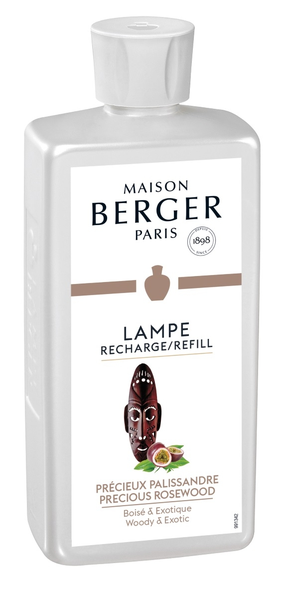Parfum pentru lampa catalitica Berger Precieux Palissandre 500ml
