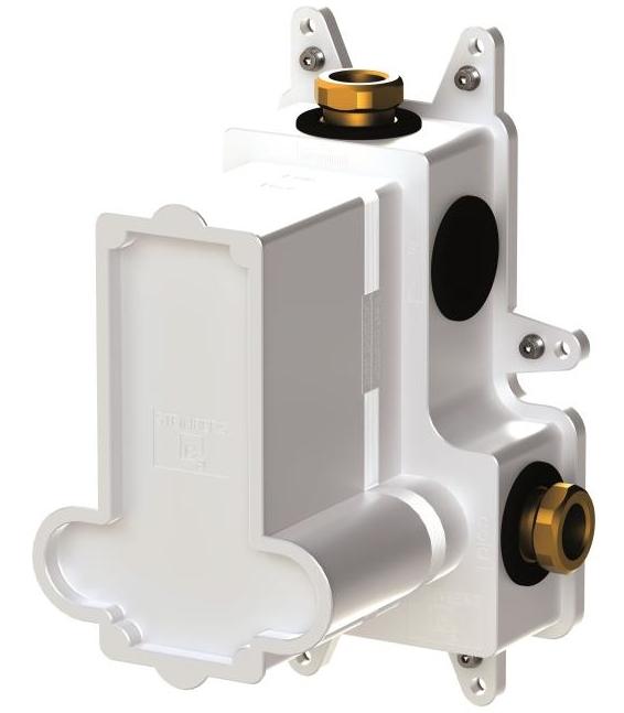 Corp ingropat Steinberg Steinbox pentru baterie cu termostat poza