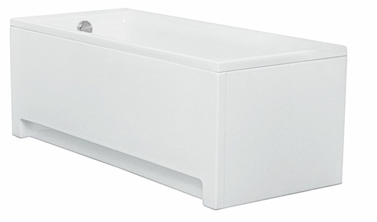 Masca laterala universala cada Kolo Uni4 pentru Opal Plus 75 cm polistirol alb poza