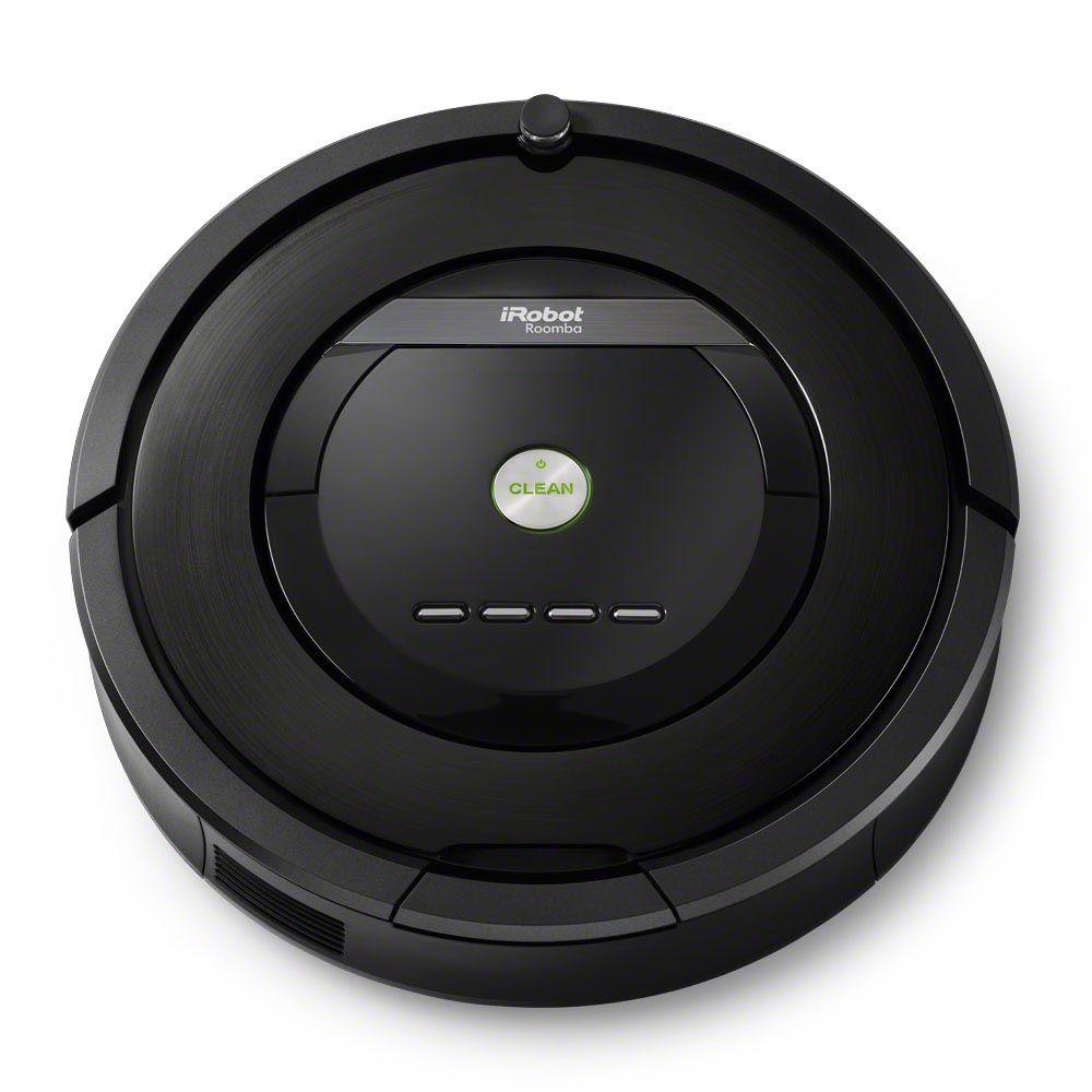 Aspirator robot iRobot Roomba 880 negru
