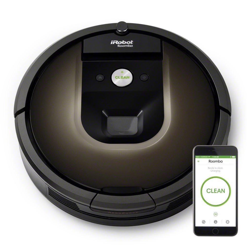 Aspirator robot iRobot Roomba 980