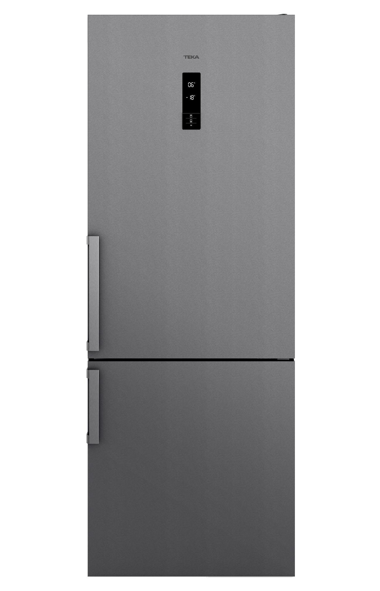 Combina frigorifica Teka Maestro RBF 78720 SS LongLife No Frost IonClean 461 litri net clasa A++ inox poza