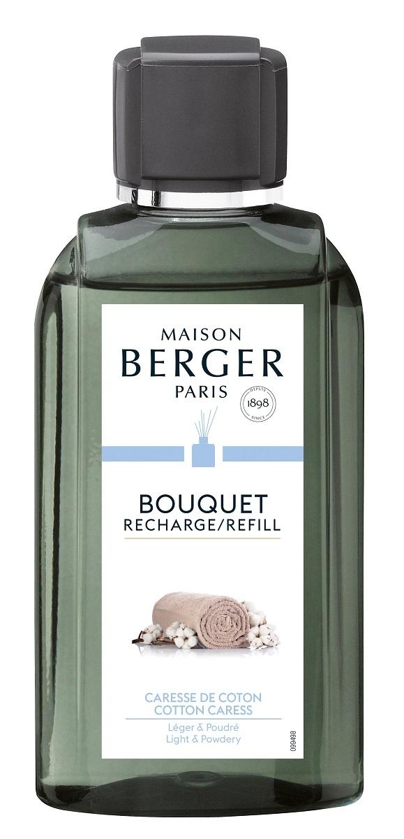 Parfum pentru difuzor Berger Bouquet Parfume Caresse de Coton 200ml imagine
