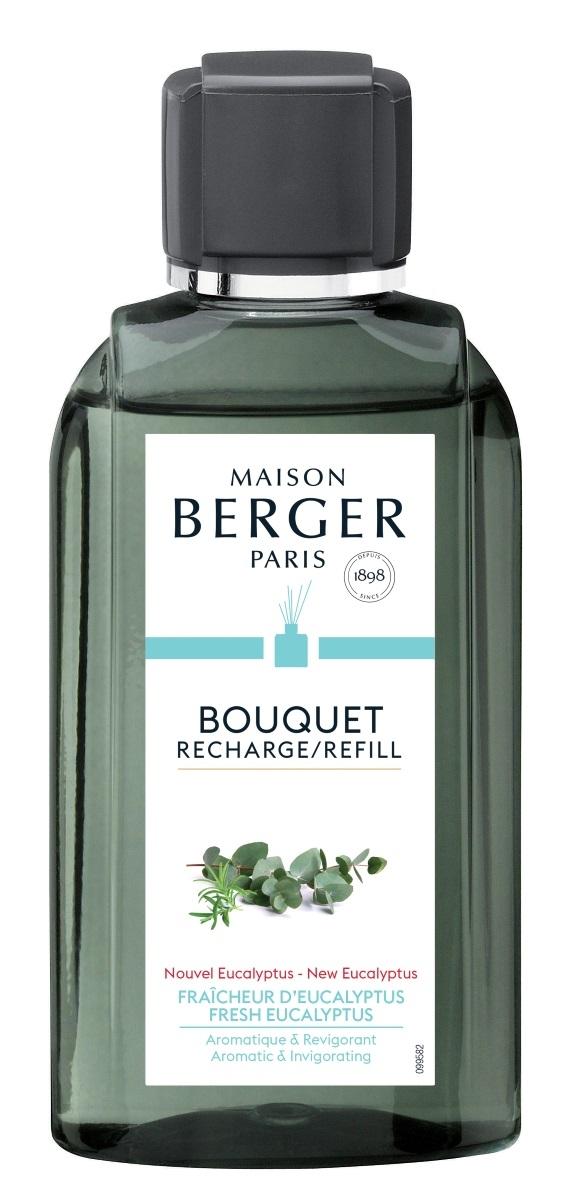 Parfum pentru difuzor Berger Bouquet Parfume Fraicheur d'Eucalyptus 200ml imagine