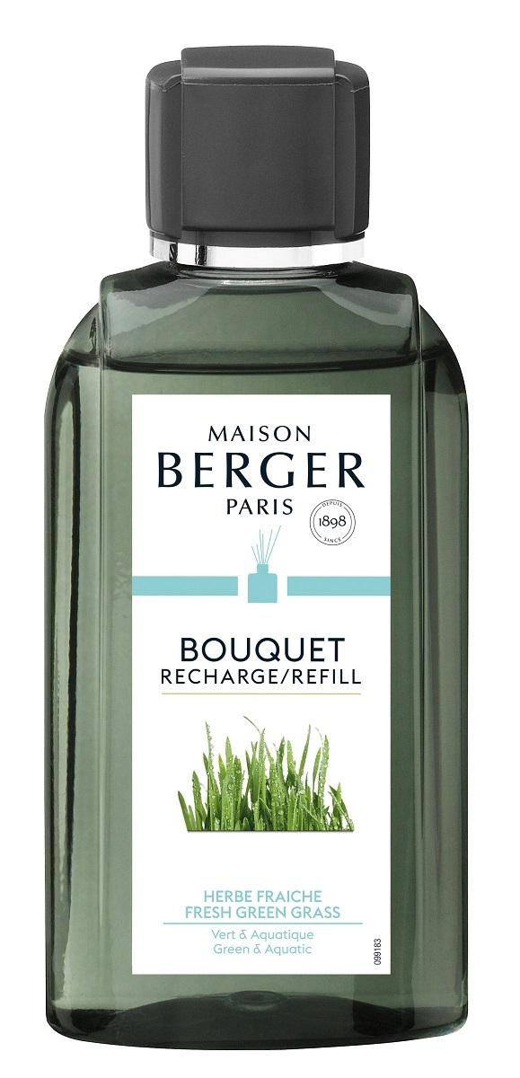 Parfum pentru difuzor Berger Bouquet Parfume Herbe Fraiche 200ml poza