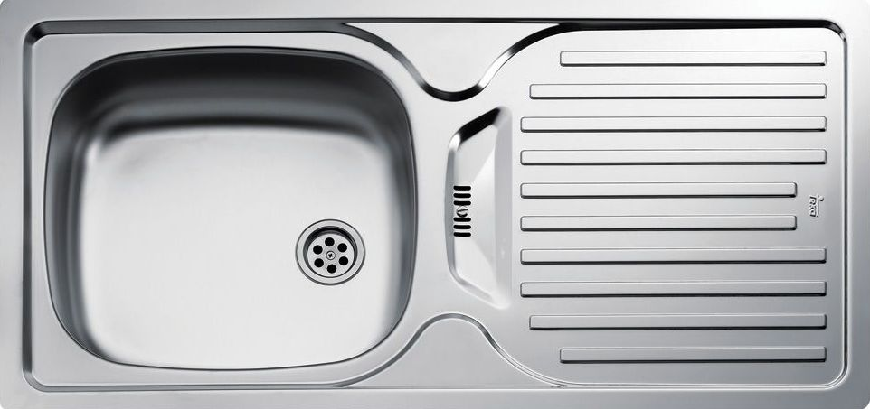 Chiuveta bucatarie Teka Infant OD 860x440mm inox microtexturat poza