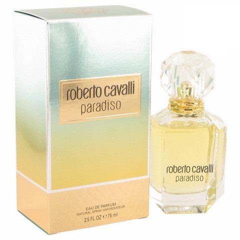 Roberto Cavalli Paradiso Eau de Parfume pentru femei 75ml