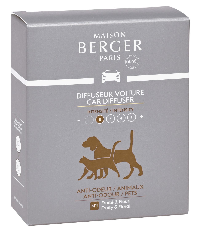 Rezerve ceramice odorizant masina Berger Animals 2 piese poza