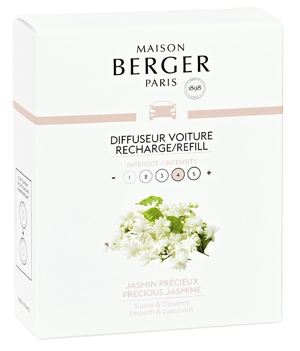 Rezerve ceramice odorizant masina Berger Jasmin Precieux poza