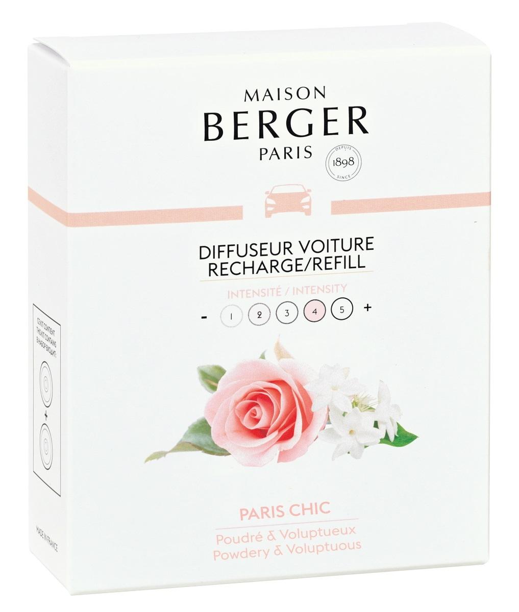 Rezerve ceramice odorizant masina Berger Paris chic poza