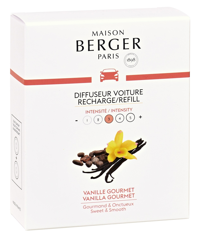 Rezerve ceramice odorizant masina Berger Vanille Gourmet imagine