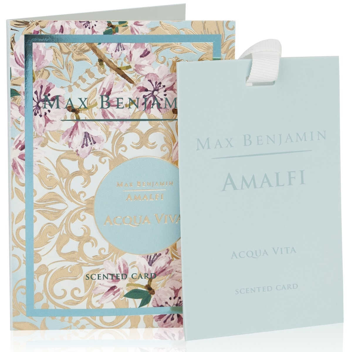 Card parfumat Max Benjamin Amalfi Acqua Viva poza
