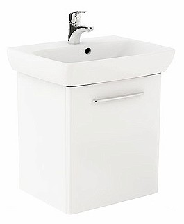 Set mobilier Kolo NOVA PRO dulap baza alb si lavoar ceramic 60 x 48 cm
