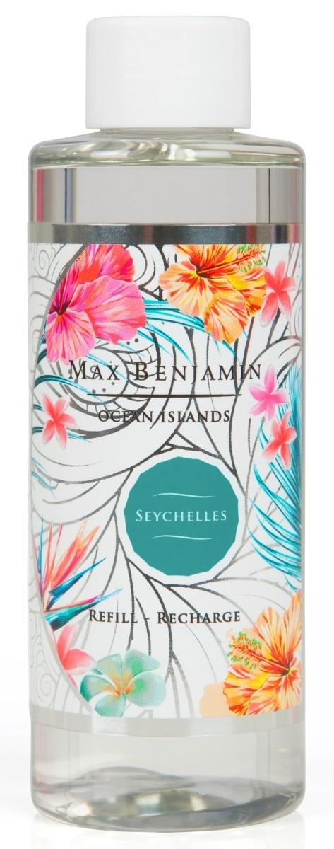 Parfum pentru difuzor Max Benjamin Ocean Islands Seychelles 150ml poza