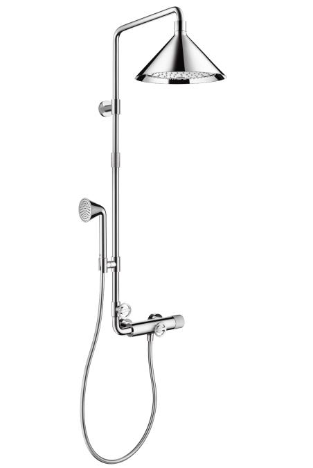 Showerpipe Hansgrohe Axor Front S240