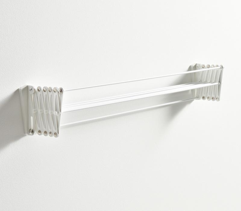 Uscator de rufe Artweger Smart 80 cm montare pe perete alb