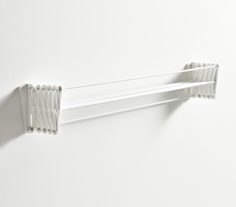 Uscator de rufe Artweger Smart 60 cm montare pe perete alb