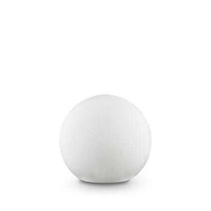 Lampa De Exterior Ideal Lux Sole Pt1 Small 1x60w 32x30cm Alb