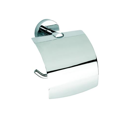 Suport hartie igienica cu aparatoare Bemeta Omega poza