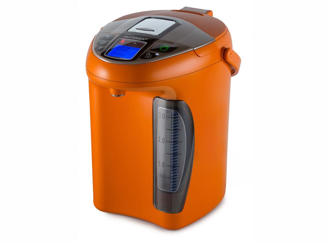 Fierbator electric cu dozator Oursson TP4310PD 4.3 litri portocaliu