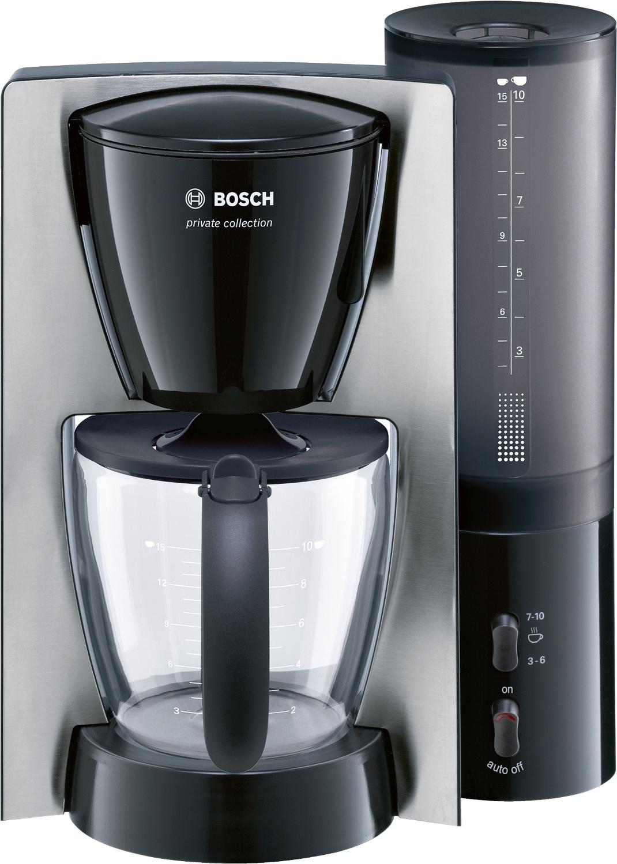 Cafetiera Bosch TKA6643 Private Collection 1100W 1.25 litri black