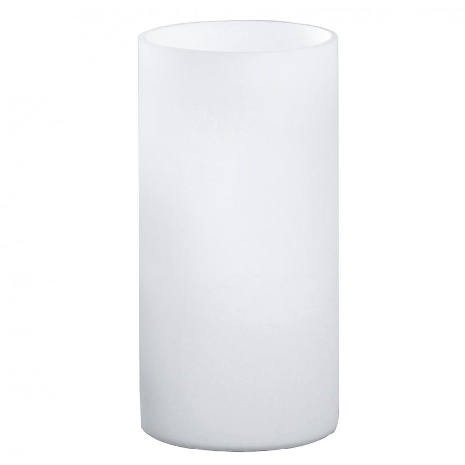 Veioza Eglo Basic Geo 1x60W h20cm alb