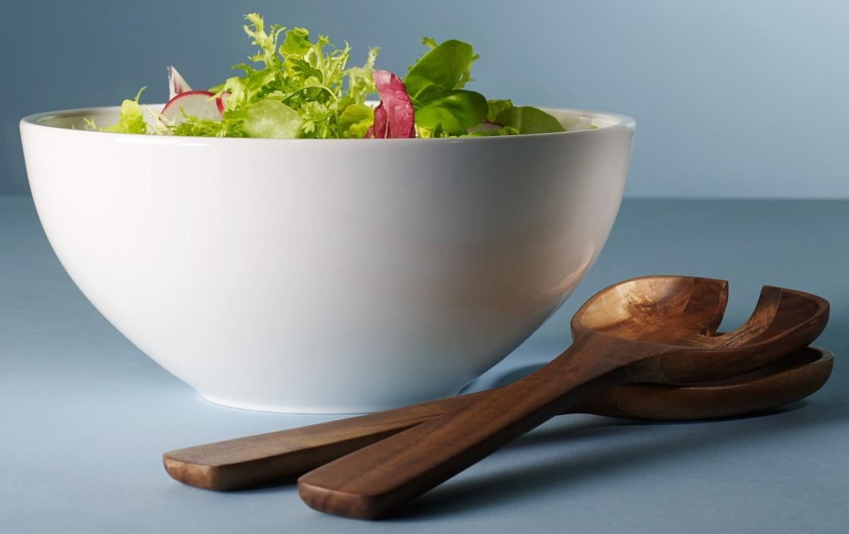 Set Villeroy & Boch Artesano Original Salad bol + 2 tacamuri salata poza