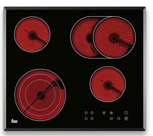 Plita incorporabila vitroceramica Teka TR 642 4 zone Touch control 60cm